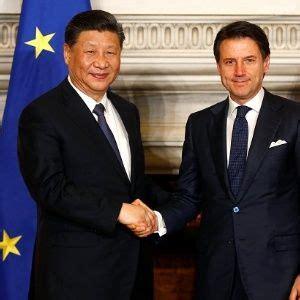 L'atteso (e contestato) memorandum of understandingè statofirmato questa mattina dal premier giuseppe conte e dal presidente cinese xi jinping. Italy First G7 Country to Join China's 'New Silk Road ...
