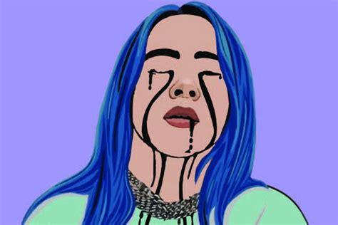 Eilish Billie Art