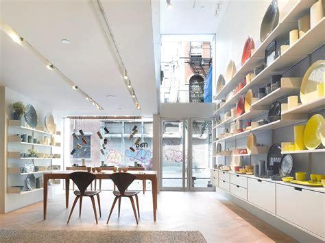 home interior warehouse retail shop interior design of mud australia showroom