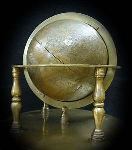 Coming Soon: The Hunt-Lenox Globe, in 3D!   The New York ...