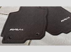 20132018 Toyota RAV4 Black Carpet Floor Mats PT20642130