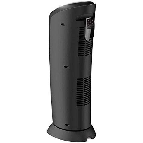 tower fan with temperature control lasko ceramic space tower electric heater fan with remote
