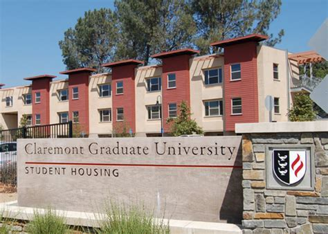 Claremont Graduate University Housing   CGU's Student