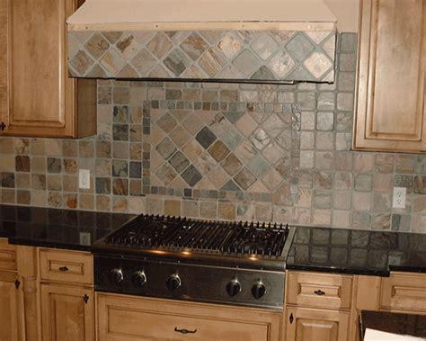 slate kitchen backsplash 6 superb slate tile backsplash estateregional com