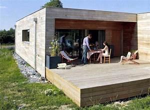 construire une maison en bois passive a un budget serre With construire sa maison budget