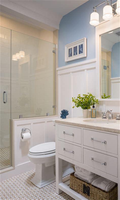 Coastal Victorian Renovation  Victorian Bathroom