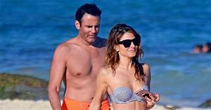 Maria Menounos Wears Bikini on Vacation With Fiancé Keven