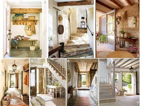 decoracion casas rusticas la decoraci 243 n r 250 stica 161 siente la naturaleza en tu casa