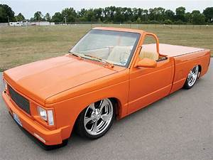 1989 Chevy S10 Convertible