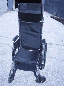 Invacare Tracer Wheelchair High Back