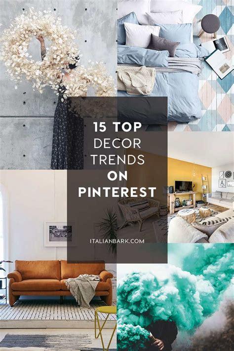 INTERIOR TRENDS 2020 Trendy home decor Home decor