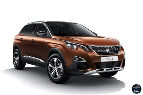 Peugeot 3008 Photo by Photos Peugeot 3008 2016 2016 Numero 12