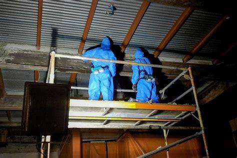 remove friable asbestos class  cpccdea asbestos