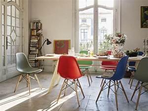 design scandinave salle a manger en 58 idees inspirantes With salle À manger contemporaine avec chevet vintage scandinave
