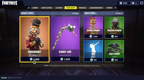 candy cane pickaxe     weekly store fortnitebr