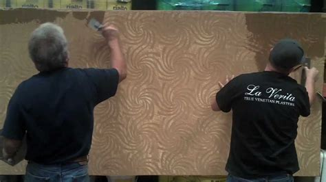 venetian plaster application  exterior youtube