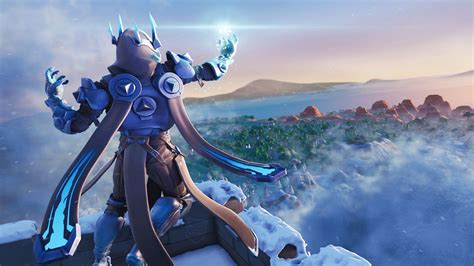 Fortnite The Ice King Skin