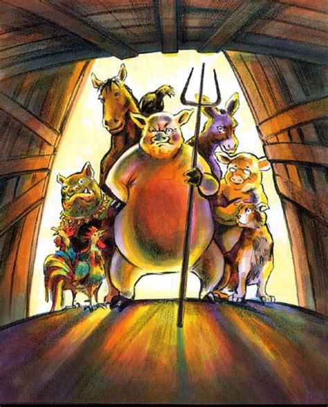 animal farm resumen capitulos lessons from animal farm 171 silence before the