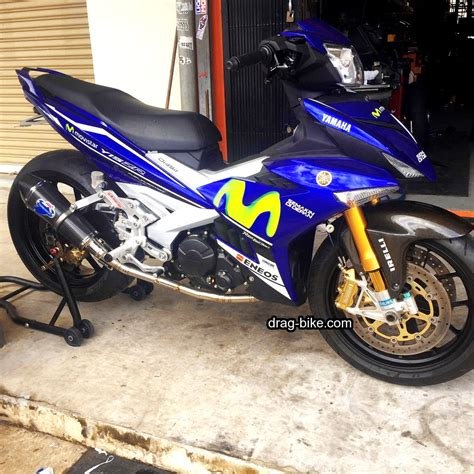 Modipikasi Jupiter Mx 135 by Modifikasi Yamaha Jupiter Mx 135 2009 Gambar Foto