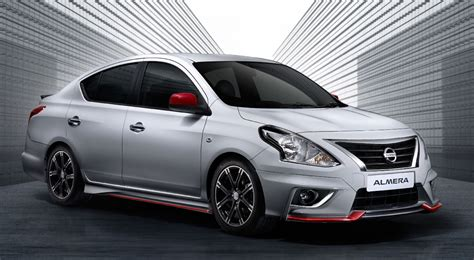 Nissan Almera facelift launched in Malaysia, Nismo world debut
