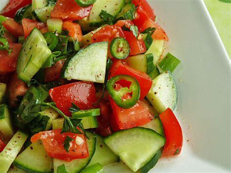 recette de cuisine tunisienne pour le ramadan recette çoban salatası salade turque recette ramadan