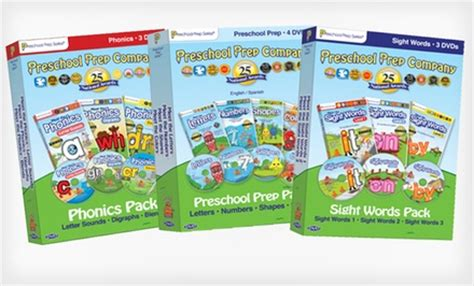 preschool prep dvds groupon goods 109 | t440x300