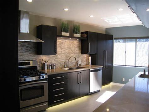 black cupboards kitchen ideas 20 best kitchen backsplash ideas cabinets