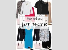 How to dress for work – A capsule wardrobe that is