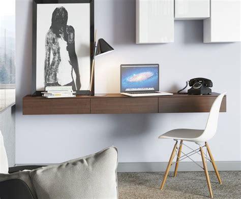 bureau mural 42 idées déco de bureau pour votre loft