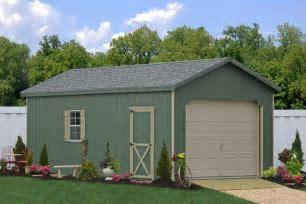 Modular Prebuilt Garages for sale from Lancaster, PA