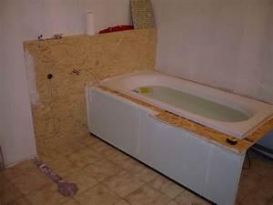 Dimension Carreau De Platre : carreau de platre salle de bain ~ Dailycaller-alerts.com Idées de Décoration