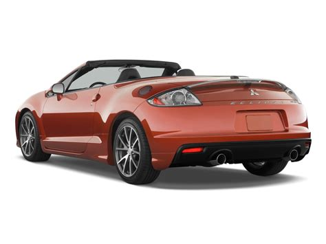 2012 Mitsubishi Eclipse Spyder Reviews And Rating