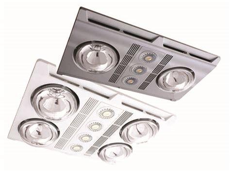 Simx  Manrose® Designer Led Heatfanlight Units