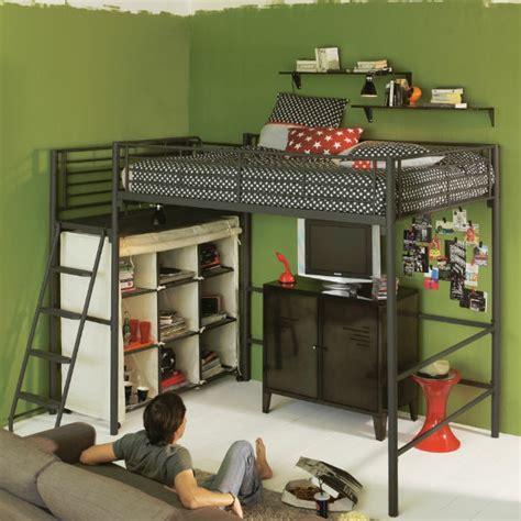chambre lit mezzanine chambre à coucher 103 grandes idées archzine fr