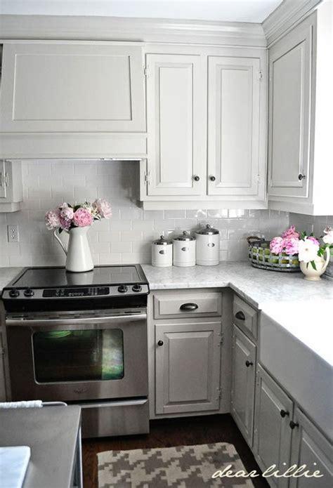 light grey kitchen cabinets 23 stylish grey kitchen cabinets to get inspiration