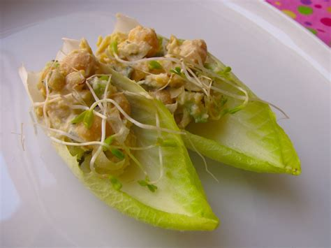 Shrimp Endive Boats by Endive Boats Appetizer