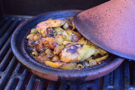 cuisiner dans un tajine en terre cuite le poulet au citron confit lovalinda