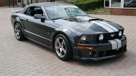 2007 Ford Mustang Gt Roush Convertible