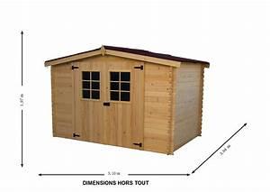 Cabanon De Jardin Pas Cher : abris de jardin 10m2 bois ~ Dailycaller-alerts.com Idées de Décoration