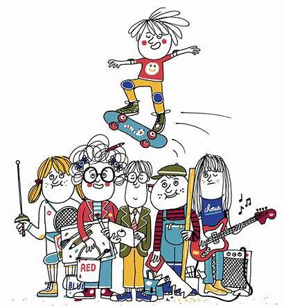 Extracurricular Activities Activity Clipart Clip Fun Learning
