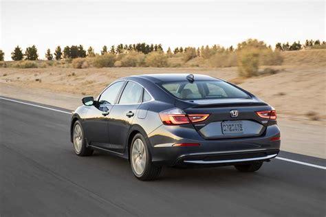 2019 Honda Insight Sedan Revealed Ahead Of Nyias Debut