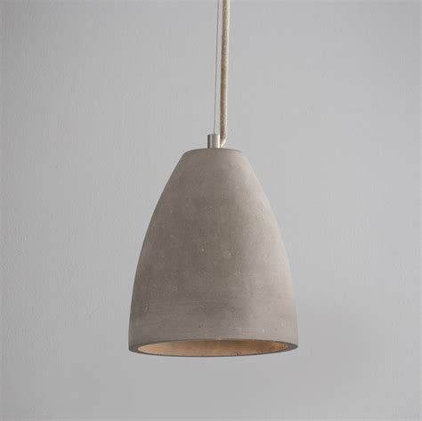 kitchen islands lighting dome concrete pendant light by idyll home