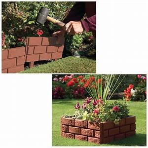 Hammer, Lawn, Edging, Border, Patio, Garden, Flower, Flexible, Plastic, Barrier, Fence