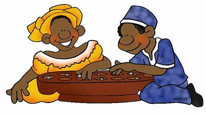 Africa Games African Village Clipart Ancient Kinship