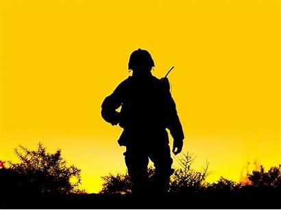 Vietnam Soldier War Clip Clipart Silhouette Gabel