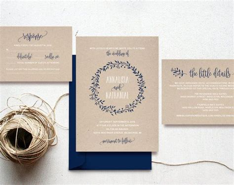 country feels template best 25 wedding invitation templates ideas on pinterest