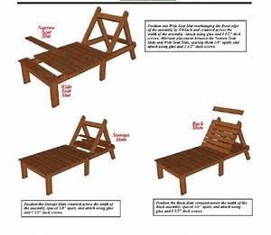5 Elegant Sunbathing Loungers You Can DIY - FREE Plans