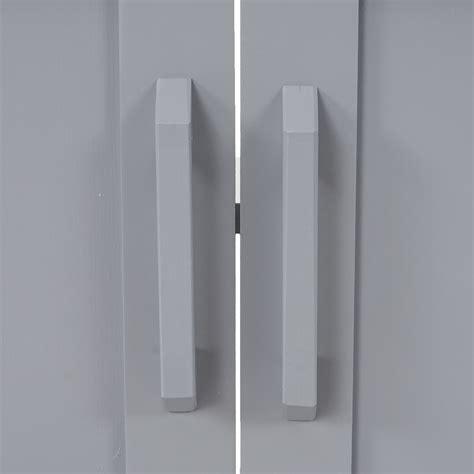 Badezimmer Waschbeckenunterschrank Grau by Waschbeckenunterschrank Badschrank 60x60x30cm Grau