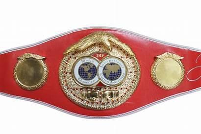 Belt Mayweather Floyd Jr Signed Champion Federation