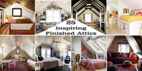 remodelaholic  inspiring finished attics